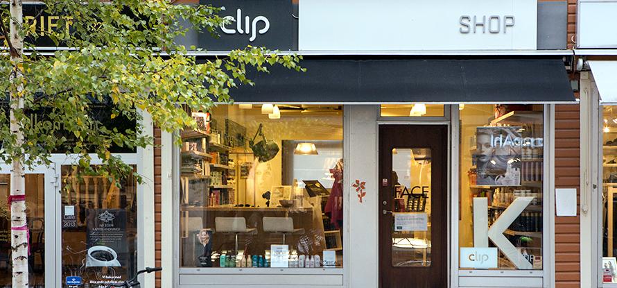 Öppettider Clip Shop